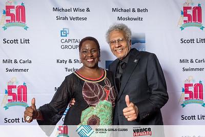 2018 BGCV's Champion of Youth Gala.  © Venice Paparazzi