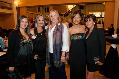 "The Boys & Girls Clubs of Broward County and the Susan B Anthony Recovery Center along with Host Sponsor Gem Couture present ""100 Outstanding Women of Broward County"""
