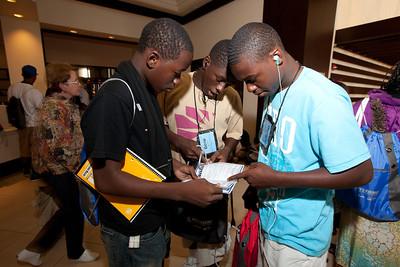 "2011 Southeast Regional Keystone Conference ""Embrace the Magic"""