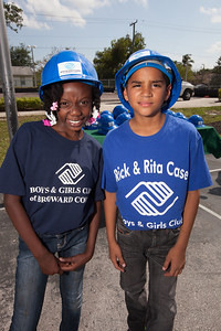 New Gymnasium Groundbreaking at Rick and Rita Case Boys and Girls Club