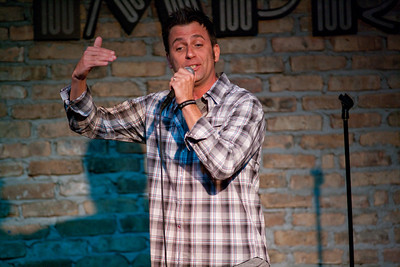 Comedy for a Cause benefiting the Boys and Girls Clubs of Broward County featuring John Heffron