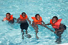 Swimming at the Carver Ranches Boys and Girls Club of Broward County