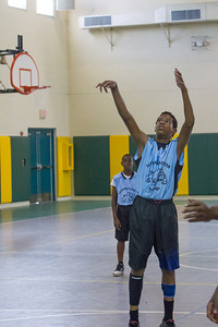 Basketball Championship at the Jim and Jan Moran Boys and Girls Club