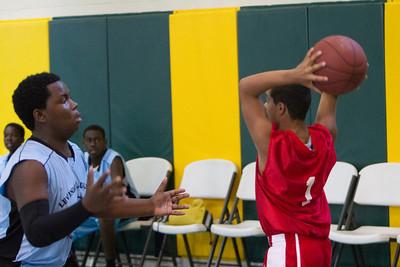 Basketball Championship at the Jim and Jan Moran Boys and Girls Club