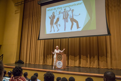 Boys and Girls Clubs of Broward County 6th Annual Career Day with special guest Evander Holyfield