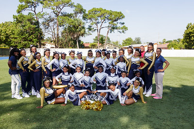 2015 Cheerleading Competition Boys and Girls Clubs of Broward County