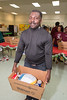 Sloane Stephens Foundation Holiday Giving at Lauderhill Boys and Girls Club