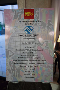 Boys and Girls Clubs of Broward County 47th Annual Dinner Auction with Private Affair featuring Donna Allen