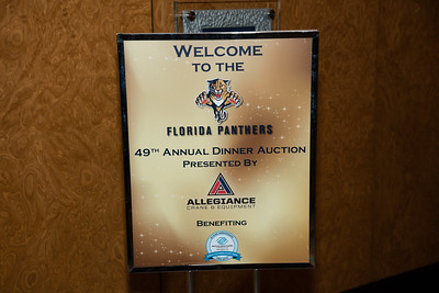Boys and Girls Clubs of Broward County 49th Annual Dinner Auction presented by Florida Panthers and Allegiance Crane & Equipment