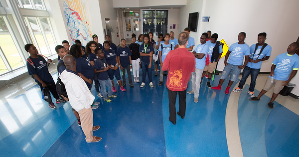 Boys and Girls Club of Broward County Career Day at Broward College