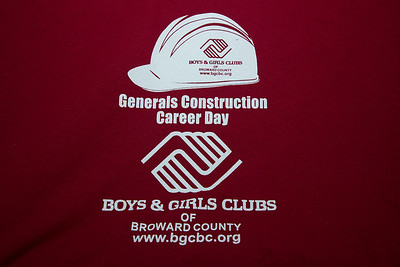 2014 Generals Construction Career Day at the Thomas D. Stephanis Boys and Girls Club
