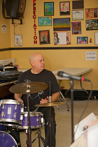 Gold Coast Jazz Society Musicians Workshop at the Marti Huizenga Boys and Girls Club of Hollywood.