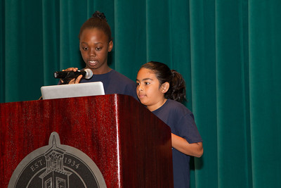 Boys and Girls Club of Broward County visits Pine Crest School
