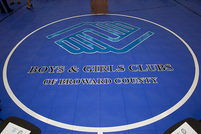 New Gymnasium Grand Opening and Ribbon Cutting at Rick and Rita Case Boys and Girls Club