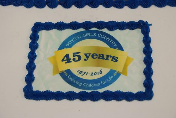 45th Anniversary Celebration 2016