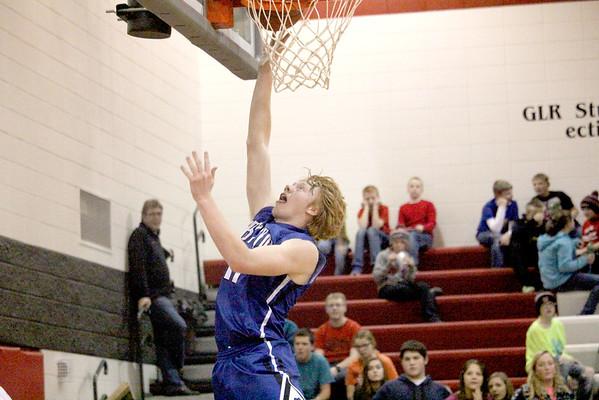 Boys' and Girls' basketball 12-9-16