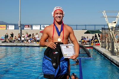 USCC 2009 16U MVP Mark Garner - Stanford.  Photo © 2009 Allen Lorentzen