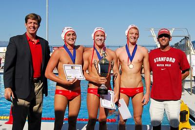 Stanford 16U All Tournament Players. Photo © 2009 Allen Lorentzen