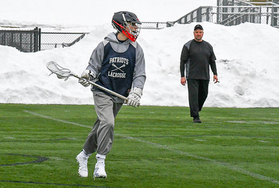 Boys' lacrosse: North Middlesex vs. Wachusett scrimmage