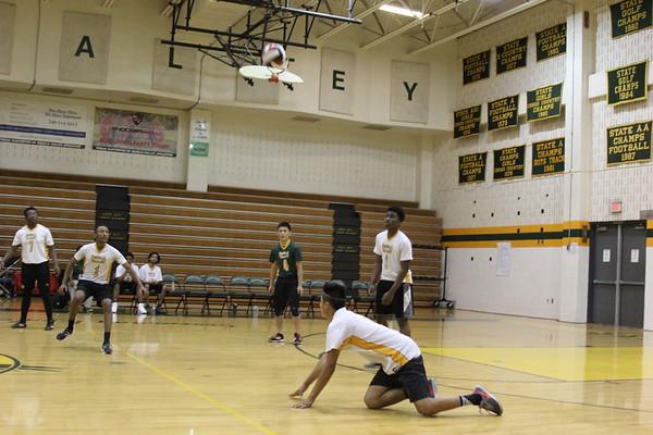 Boys Volleyball Vs. Watkins Mill HS 4-19-2017