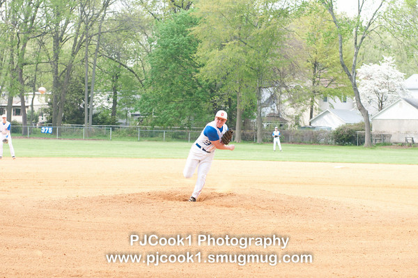 Dayton Boys Varsity Baseball vs Summit #2 of 4