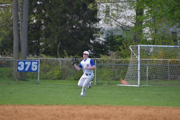 2013-04-30 Dayton Boys Varsity Baseball vs Roselle Park #4 of 7