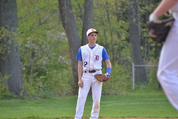 2013-04-30 Dayton Boys Varsity Baseball vs Roselle Park #7 of 7