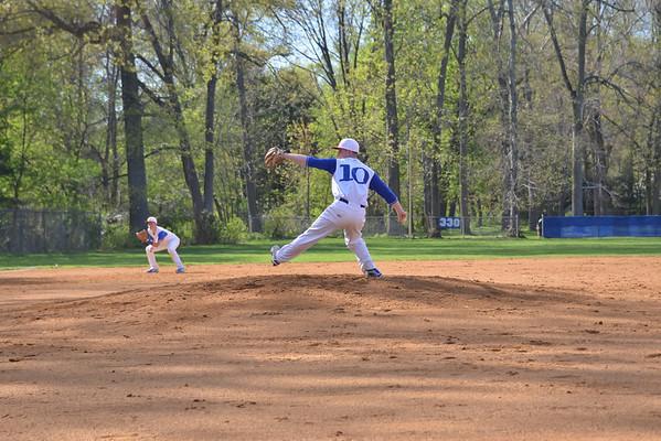2013-04-30 Dayton Boys Varsity Baseball vs Roselle Park #1 of 7