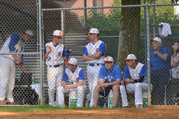 2013-05-22 Dayton Boys Varsity Baseball vs Linden #7 of 7