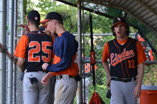 2013-05-22 Dayton Boys Varsity Baseball vs Linden #5 of 7