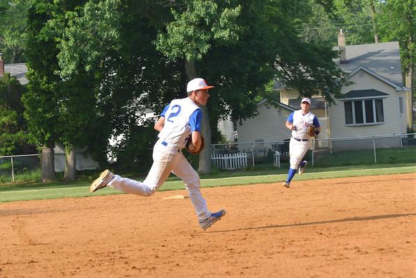2013-05-22 Dayton Boys Varsity Baseball vs Linden #6 of 7
