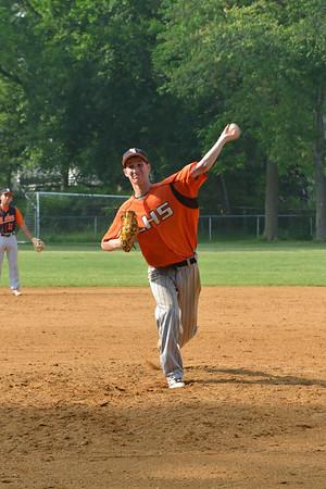2013-05-22 Dayton Boys Varsity Baseball vs Linden #2 of 7