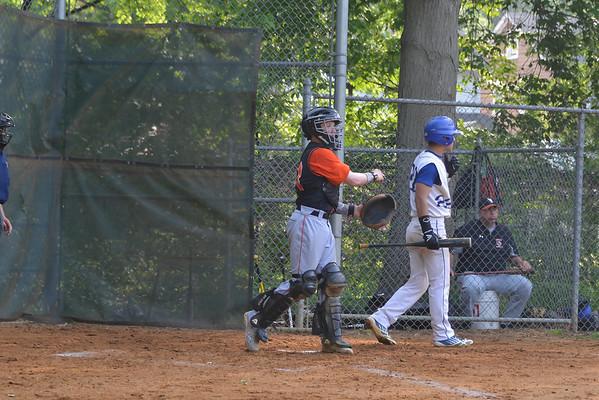 2013-05-22 Dayton Boys Varsity Baseball vs Linden #1 of 7
