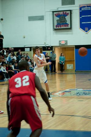 2011-03-03 Dayton Boys Varsity Basketball vs Hoboken #4 of 8