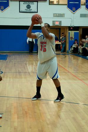 2011-03-03 Dayton Boys Varsity Basketball vs Hoboken #5 of 8