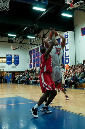 2011-03-03 Dayton Boys Varsity Basketball vs Hoboken #7 of 8