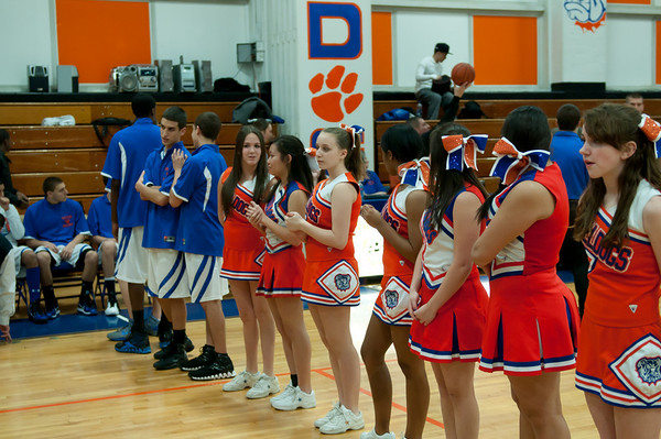 2011-03-03 Dayton Boys Varsity Basketball vs Hoboken #1 of 8
