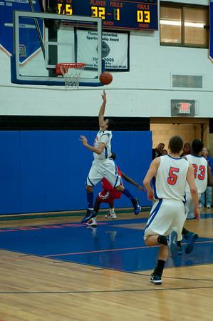 2011-03-03 Dayton Boys Varsity Basketball vs Hoboken #3 of 8