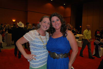 Bethany Cradduck and Susie Reed
