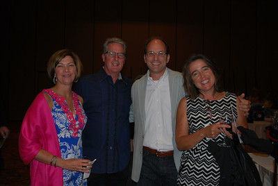 Nick and Susan Flint_John and Kristen Mauck