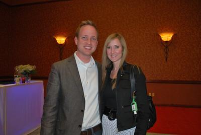 Justin and Amy Weilenmann