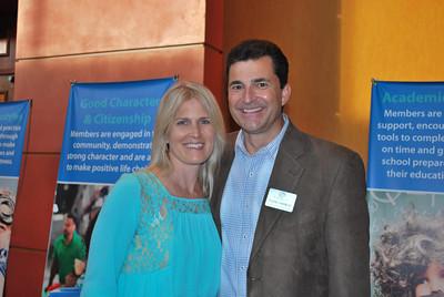 Marjorie and Todd Hanus