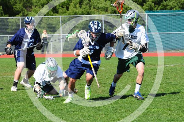 Boys High School Lacrosse
