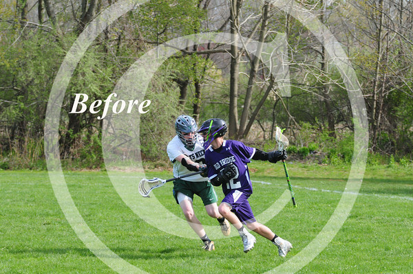 Colts Neck vs Old Bridge Boys Lacrosse 2014