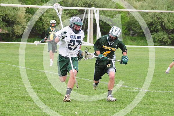 West Windsor vs Colts Neck Boys LAX 2014