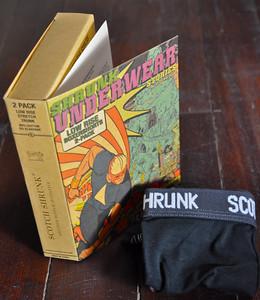 Shrunk Underwear