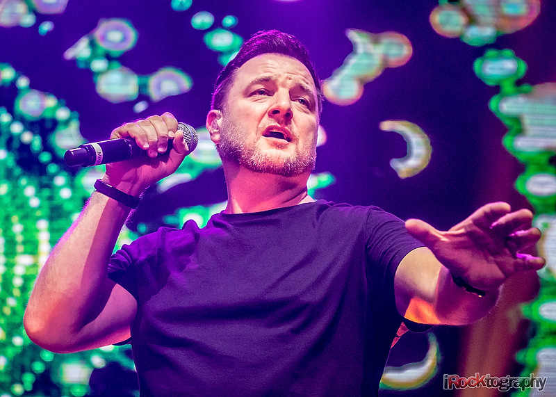 Shane Filan performing in Manila