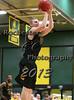 Matt Lee during the Brockport Men's basketball game v. the Plattsburgh Cardinals at the Jim and John Vlogianitis Gymnasium in Brockport, NY Photo: Christopher Cecere