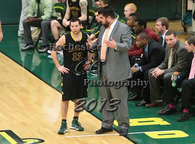 Derek Klein, Coach Greg Dunne