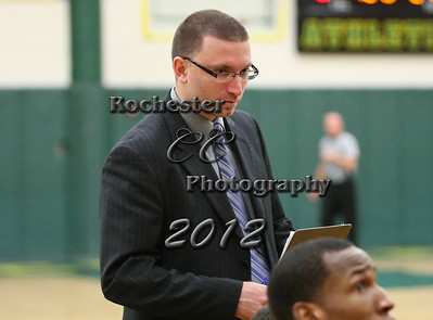 Coach Seth Johnston